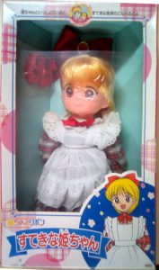 タカラ 姫ちゃんのリボン すてきな姫ちゃん