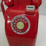 赤電話(公衆電話)貯金箱 田村電機