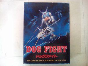 ボードゲーム 超時空要塞マクロス ドッグファイト The Game of Space Dog Fight In MACROSS